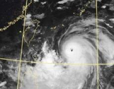 """台风""""利奇马""""过境后,北奔重卡奔赴前线抢险救灾"""